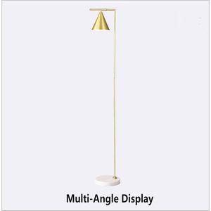 Nordic Creative Design Floor Lamp Postmodern Standing Luxury Captain Lights For Bedroom Foyer Study Living Room Bar Lamps