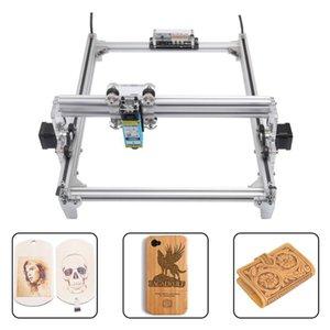 CNC 5500mW Eye Protect Laser Engraver Kits Wood Carving Engraving Cutting Machine Desktop Printer Logo Picture Marking Air Purifiers