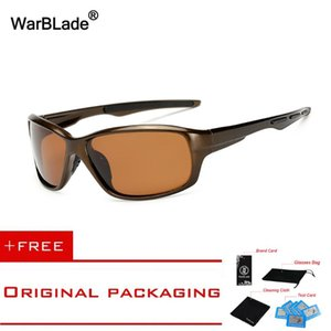 Männer Polarisierte Sonnenbrille Mode Farbverlauf Männliche Driving Gla uv400 Polarisierte Goggle Eyewears Lunette KP1009 Warblade