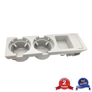 Car Organizer Center Console Beverage Bottle Water Holder Coin Tray For 3 Series E46 318I 320I