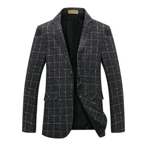 More than 2021 single jacket men slim casual handsome suit professional business formal coat wedding dress fashion for the groom to choose M-3XL#04
