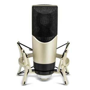 Microphones 4 Microphone Condenser Professional Large-diaphragm Cardioid Studio For Computer Vocal Recording Mic