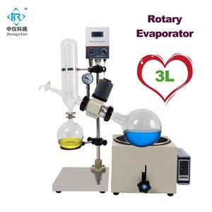 Lab Supplies RE-301 Laboratorio Rotavapor Rotary Film Evaporator Essential Oil Distillation Extractor Apparatus