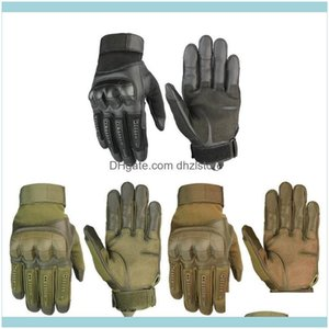 Protective Gear Sports & Outdoors1Pair Touch Screen Hard Knuckle Tactical Gloves Army Combat Outdoor Climbing Shooting Paintball Full Finger