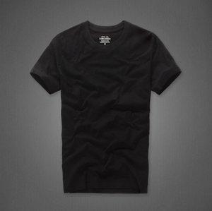 Homens T-shirt Preto Escuro Dos Mangas Curtas Manga Curta Undershirt Masculino Mens Tee Verão Vestuário de Qualidade da Jersey