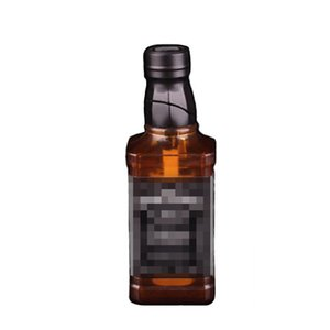 Fumar los accesorios de encendedor de cigarrillos Butano Tipo de gas ligero Red Wine Bottle Forma Novelty Nice regalo para un amigo