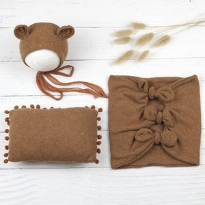 Baby Photography Props Newborn Photography Blanket Baby Photo Wrap Swaddling Photo Studio Shoot Accessories 1420 Y2