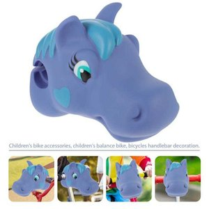 1 Pc Scooter Accessories Horse Head Toy Decoration Gifts for Toddlers Kid Girl