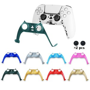 PS5 games accessories controller Replacement parts joystick decorative strip can be replaced with multi color, easy to disassemble and high quality