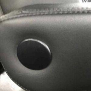 Modified Parts 2Pcs Mini Armrest Handle Trim Bolt Replacement 15279690 15279691 ABS Armrest Cover Decorative