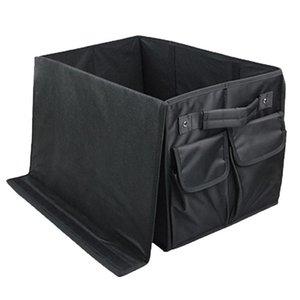 Car Organizer Foldable Organizer,Portable Holder Bag Trunk Cargo Storage Box For Table And Nursery Essentials Bins