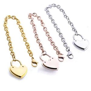Link, Chain Japan Korea Give Women Classic Stainless Steel High Quality Logo Simple Jewelry Wholesale Gift
