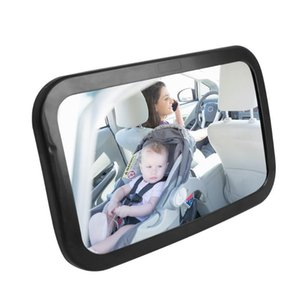 Shatterproof Baby Car Mirror Back Seat Headrest Rear View For Van SUV Kids Monitor Reverse Safety Seats Other Interior Accessories