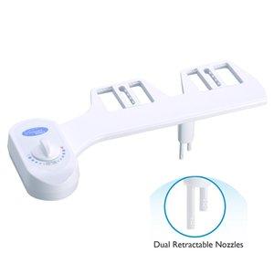 Non-Electric Bathroom Fresh Water Bidet Fresh Water Spray Mechanical Bidet Toilet Seat Attachment Muslim Shattaf Washing 701 R2