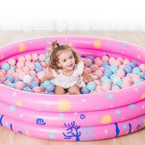 Swimming Pool Inflatable For Children Kids Outdoor Basin Bathtub Portable Crocks Baby Swim Bathing Dry Pool Play Water Piscina X0710