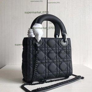 High quality lady elegant handbag messenger bag shoulder fashion versatile classic luxury designer brand with box silk scarf