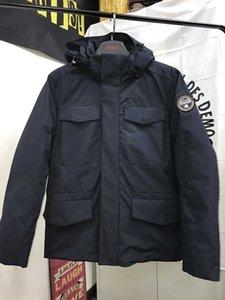 Napa Daunenjacken Bomber Jacke Winter Retro italienische Trenddesigner Männer S-Kleidung Hohe Qualität Marke Mantel Mode Hombre1