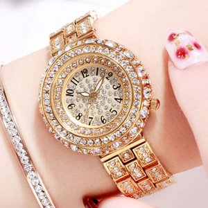 Watch-Mode-Diamant Inlaid-Batch-handgefertigter Lady-Gedi-Temperament