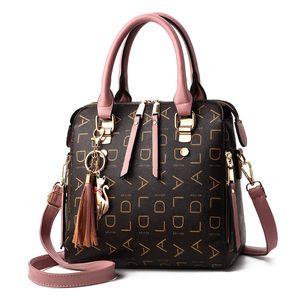 Vento Marea Famous Brand Women Handbags 2019 Luxury Crossbody for Woman Fashion Design Purses Totes Soft Pu Leather Shoulder Bag