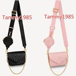 Borse delle donne di modo Borsa della borsa della borsa della borsa della borsa del portafoglio del portafoglio del portafoglio dei borse a due pezzi