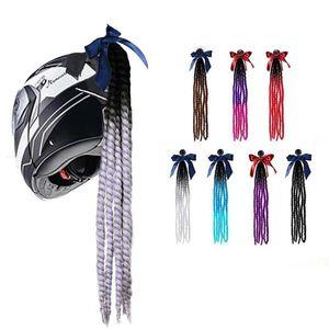 Motorcycle Helmets Atv Accessories Decoration Helmet Braid Dirty For Benelli Trk 502 Cb1000r Mt03 Zx6r Nmax 125 Z650 Cb500x Bandit Hornet 60