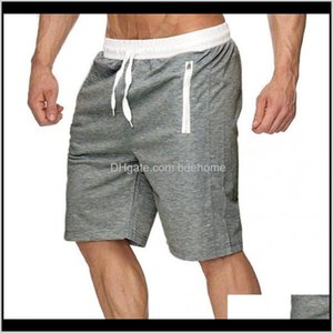Wear Athletic Outdoor Apparel & Outdoors Drop Delivery 2021 Running Quick Dry Shorts Mens Gym Fitness Sports Bermuda Jogging Training Short P