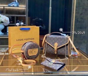 Wholesale canvas hobo for women shoulder bag for women Chest pack lady Tote chains handbags presbyopic purse messenger bag handbags canvas 1000016