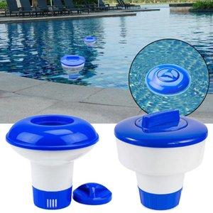 Termometro per piscine Floating cloro Dispenser Disinfezione Disinfezione Accessori per il nuoto