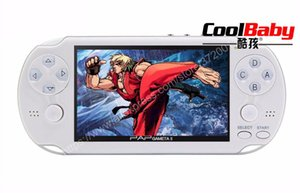"""4.3"""" 16GB Built-in 3000 64Bit HD Handheld Game Player Support TV Output Gameta Ii Portable Video Console Players"""
