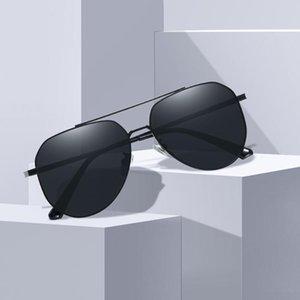 Sunglasses Brand Men's Polarized Lens Vintage UV400 Camping Hiking Driving Eyewear Accessories Women Sun Glasses For Men 58088