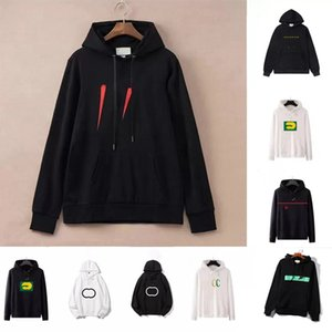 Men's & women's cotton hoodies autumn   winter printed letter sweatshirts European and American luxury top fashion high-quality loose clothing trend designer sweater