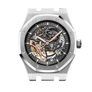 orologio montre de luxe mens automatic Mechanical watches 41mm full stainless steel sapphire super luminous 5ATM waterproof U1 factory Wristwatches 2021