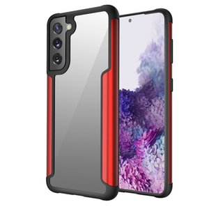Metal feel border phone cases For iPhone 12 11 pro promax X XS Max 7 8 Plus samsung S10 S20 NOTE10 NOTE20