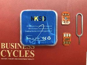2021 OTC NEWST mksd ICCID+MCC MODEL sim Unlock Card for ios15 iPhone 13  13MINI 12 11 5S SE 6 7 8 PLUS X XS Sprint ATT AU version