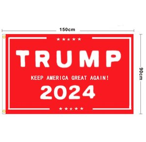 Trump Flag 2024 Election Flag Banner Donald Trump Flag Keep America Great Again Ivanka Trump Flags 150*90cm 13 Styles EEB5725