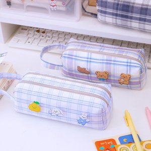 color cartoon writing neutral pen, pencil case, Wholesale lovely students and children creative stationery, personalized{category}HMTP
