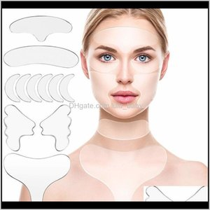 16Pcs 11Pcs Reusable Thin Stickers Facial Line Wrinkle Sagging Skin Lift Up Tape Frown Smile Lines Forehead Antiwrinkle Patch 76Gjg Ca Ovl9P