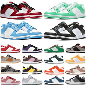 2021 shoes hommes femmes chaussures de sport Blanc Noir Université Bleu Rouge Côte Vert Glow Syracuse Cerise Cement Hyper Cobalt Chicago baskets pour hommes Jogging Marche