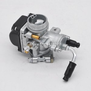 Carburetor CARBURATTOR Moped For Scooter Manual PHBG 17.5 19.5 Mm Clone Dellorto AD Carby Motorcycle Fuel System