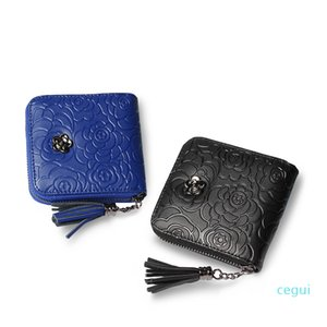 HBP 9 Fashion Flower Coin Pouch Classic Women Lady Coin Purse Key Wallet Kids Mini Wallets