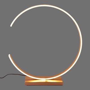 Lámparas de mesa modernas LED Lámpara de escritorio Lámpara de mesa con estilo Adecuado para el hogar Nivel de oficina Protección de ojos Estudio ajustable Luz de estudio