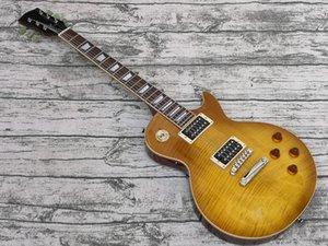 High Quality Custom Electric Guitar, 1PC Body&Neck, Chrome Hardware