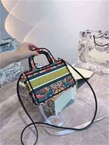 2021 Crossbody Saddle Bag luxury designer mini tote women name brand purses shoulder bags womens fashion handbag cover canvas handbags for ladies Designers totes