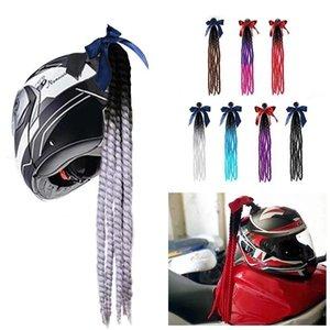 Motorcycle Helmets Zxsm Accessories Decoration Helmet Braid Dirty For Cb500f Ybr 125 Benelli Leoncino 500 Fz1 Gs 1250 Xadv F800r Gsx S750