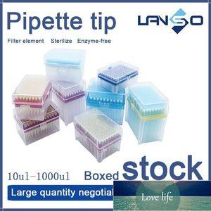 Laboratory Pipette Tips 10ul 20ul 50ul 100ul 200ul 100ul Micropipette Disposable Plastic Tip Lab Equipment