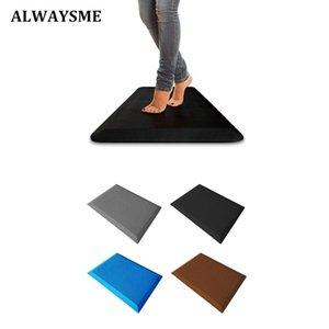 Standing Desk Anti Fatigue Mat Non Slip Comfort Waterproof Kitchen Bathroom Bedroom Living Room Furniture
