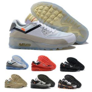 Cheap 90 90s Off Mens Running Black Desert Ore Cushion Classic Sport Airlis Women Man Woman 2020 New Arrival Trainers Shoes Sneakers