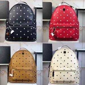 Высочайшее качество Роскошные подлинные сумки кожаные моды рюкзак сумка для наплечного дизайнера посланник для женщин мужчины задний пакет холст сумки школа классическая парашюта ткань