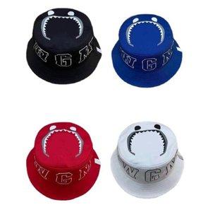 Yaz Kova Şapka Kap Moda Cimsi Brim Şapkaları Harflerle Dört Sezon Nefes Rahat Monte Caps Beanies Çoklu Modeller Yüksek Kalite