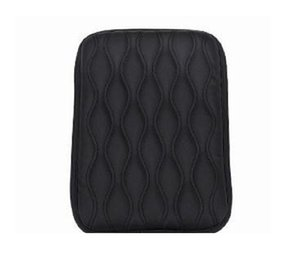 2021 Soft Leather Car Armrest Pad Mat Seat Central Console Cover Car Interior Accessories Universal Size Waterproof